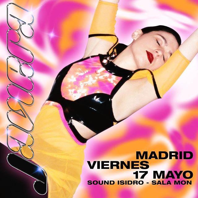 Madrid !! 🤩nos vemos este viernes !!! 🤤🤤🤤 Entradas en @wegowes link en bio !! 💃🏽