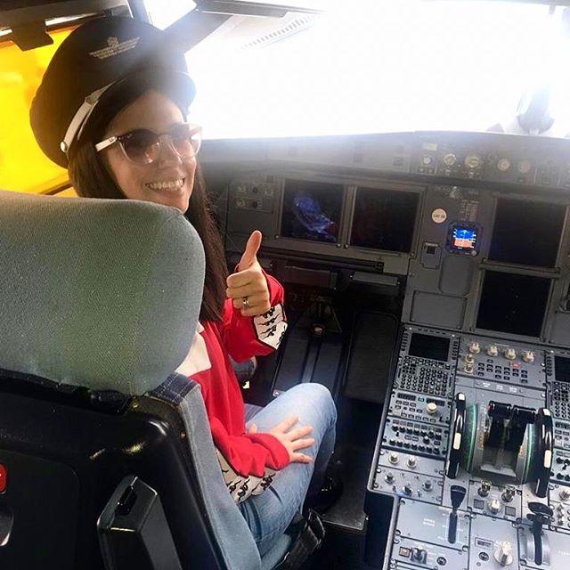Chile 🇨🇱 ya pronto estaré con ustedes! arribamos el 24 de mayo en #Chillán y el 25 de mayo en #Concepción ❤ Tickets en ticketplus.cl Abróchense los cinturones, cross check y reportar! ✈️ #AerolineasMena