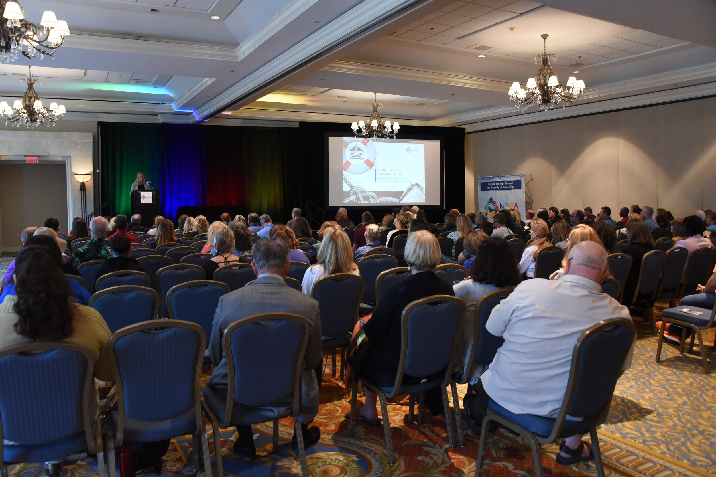 Share your knowledge, research, and programs with others! - Over 100 presenter requests have been submitted for the 2020 National Water Safety Conference. We can't wait to share our amazing line up of speakers with you! Please check back here soon!