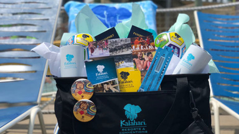 - ultimate kalahari package