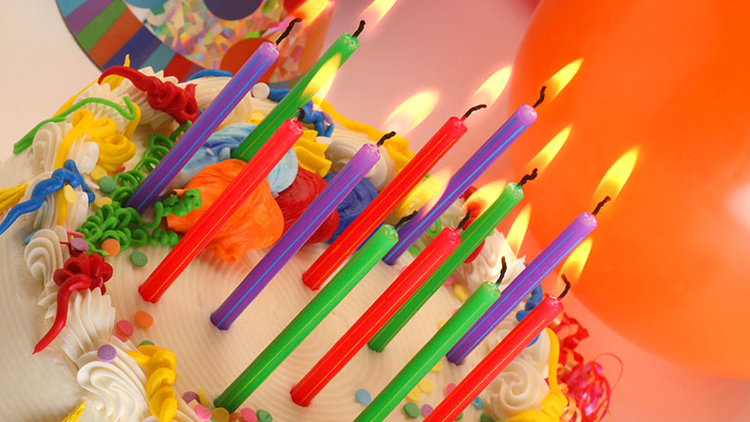 - birthday party package