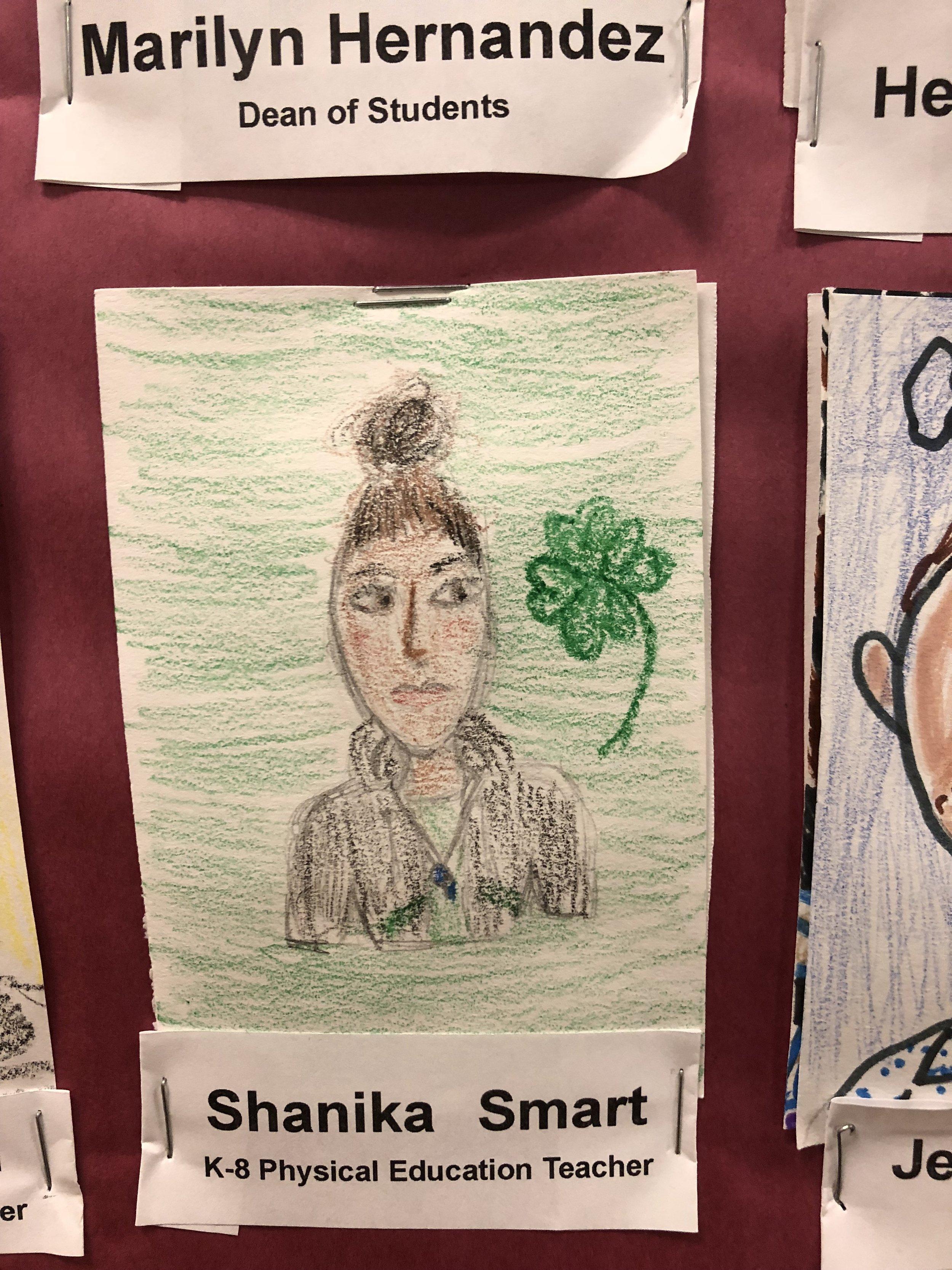 Shanika Smart