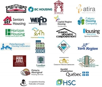 Additional funding partners: CMHC, Province of Ontario, The City of Toronto and a number of Ontario Service Managers