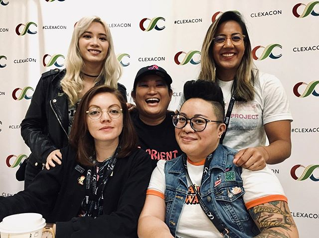 WE'VE BEEN HACKED!! To kick off the AKIN x @thegaysianproject collabs theGaysianProject bring us their highlights when repping at Clexacon (peep AKIN's stories)