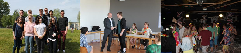 1. Vollversammlung des KSR VG 2014  Vom 16.Mai bis zum 17.Mai 2014 hat der VSBK den Vorstand des Kreisschülerrates Vorpommern- Greifswald bei der Durchführung seiner 1. Vollversammlung unterstützt.