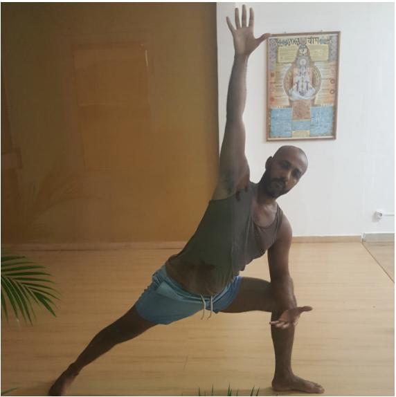 Amilton Souza - Yoga & MeditationSeptember 28th-October 5thBio