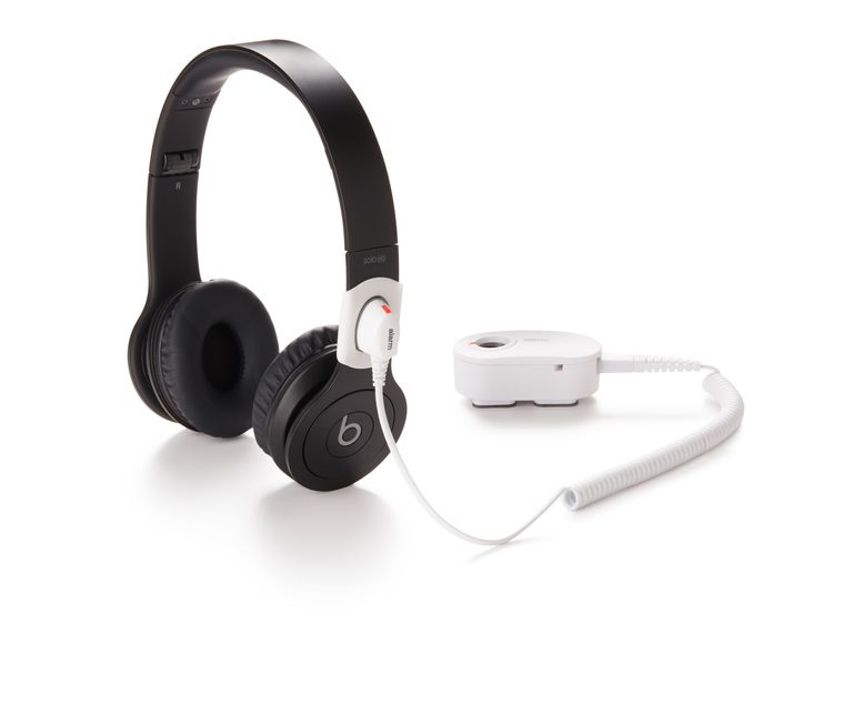 Alarmas para audífonos