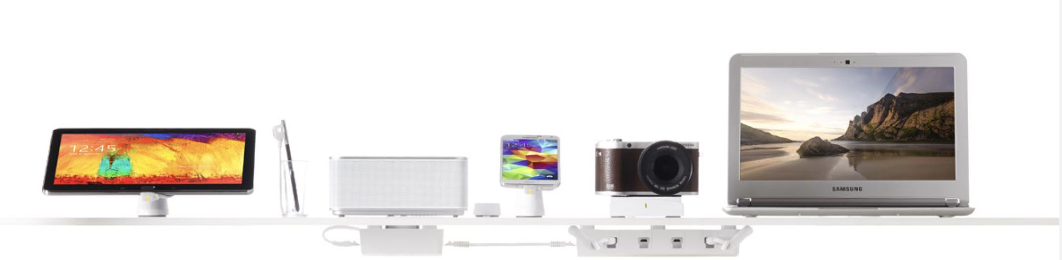 Ecosistema para Samsung, Huawei, Apple, Google y Microsoft