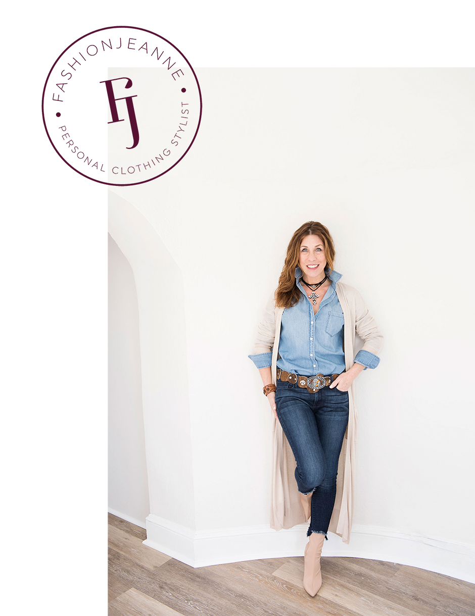 Discovering your Unique Style with Jeanne Rihm of FashionJeanne  |  Personal Clothing Stylist for Women