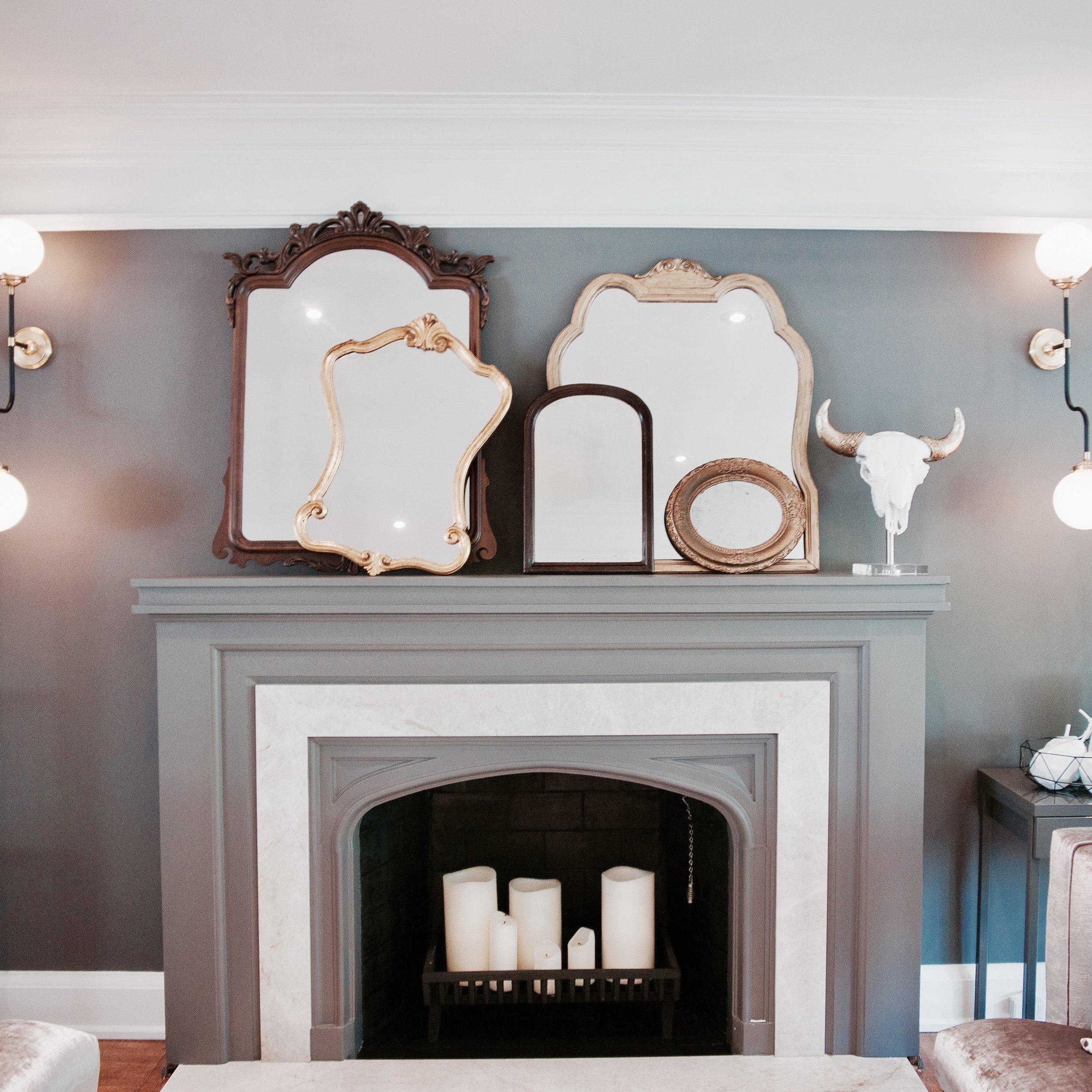 fireplace-mantel-decor