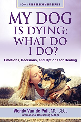 My Dog is Dying Book