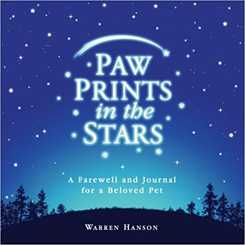 Paw Prints in the Stars Pet Loss Grief Workbook