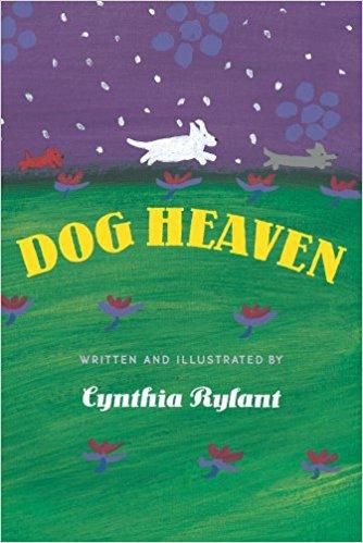 Dog Heaven Pet Loss Book for Children