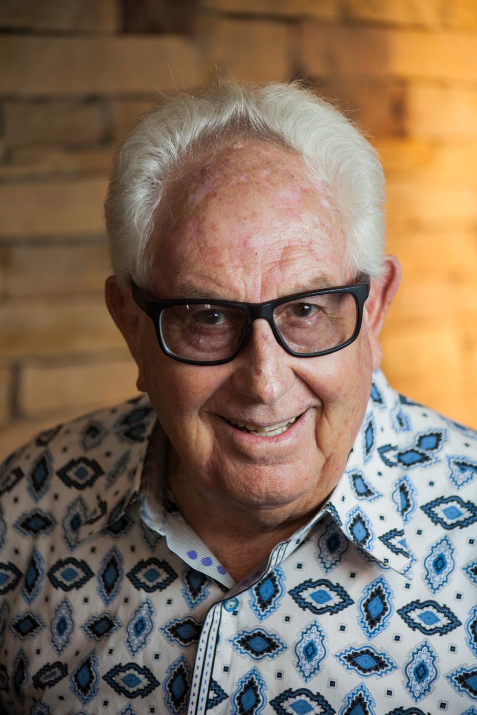 Harry Hunt, Elder