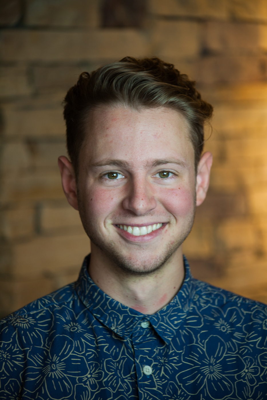 Zach Garman, Pastoral Intern