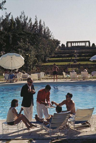 yacht-sweet-escape-art-slim-aarons-ocean-club-paradise-island-luxury-vacation-cloisters-bahamas