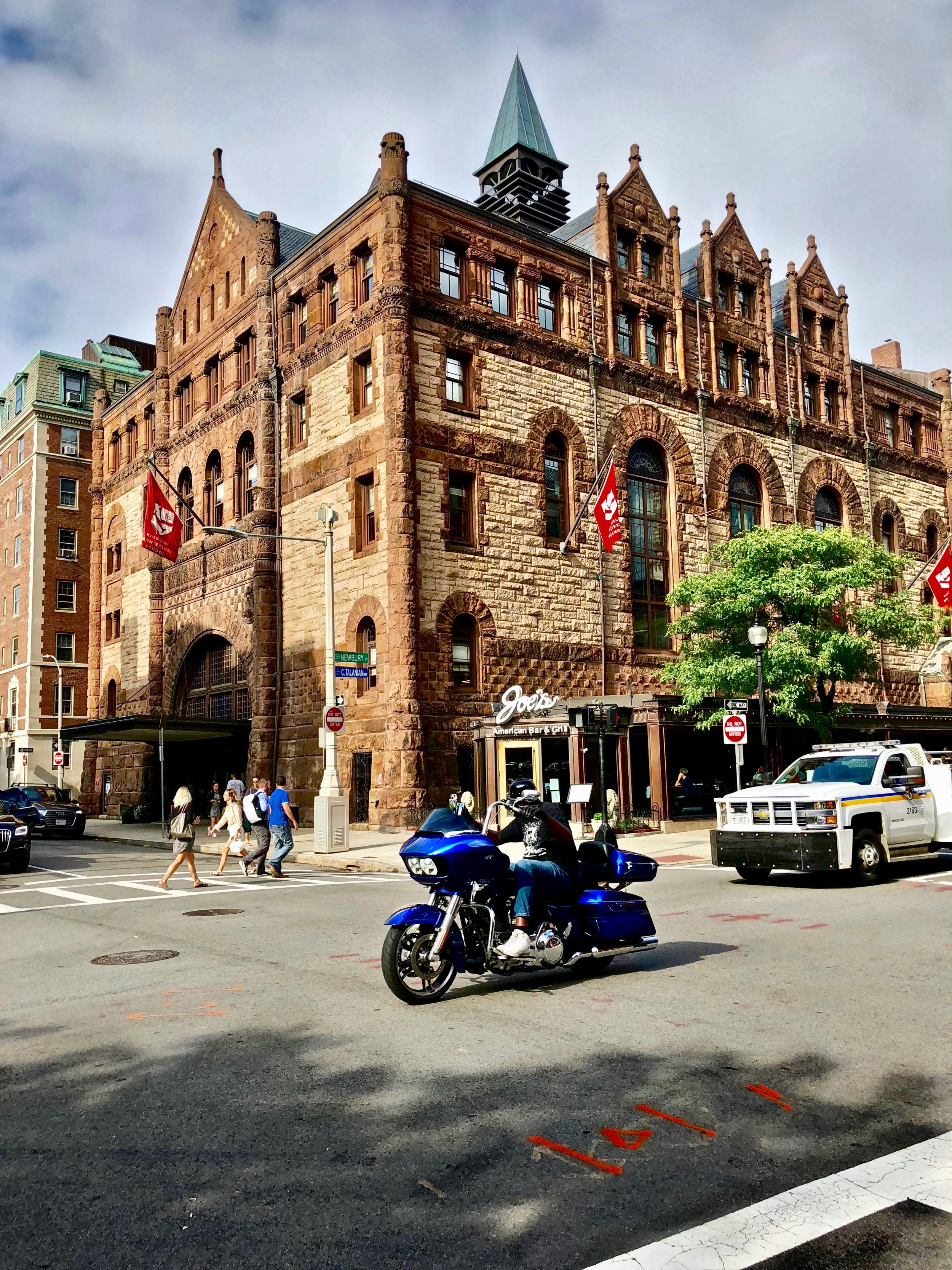 Newbury St., Boston, MA