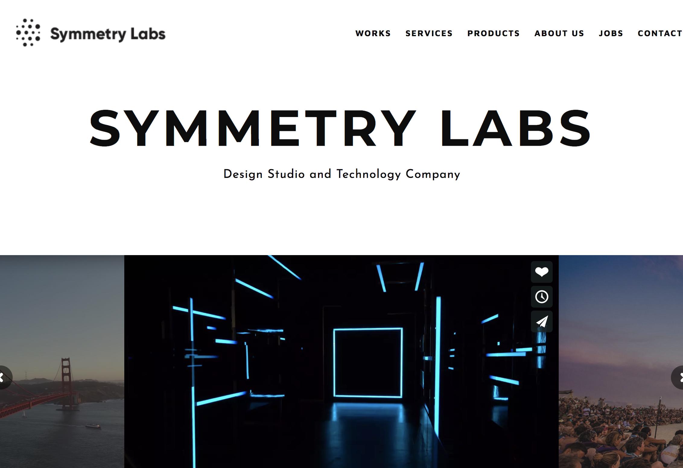 Symmetry Labs - Founding Board Member & Advisor