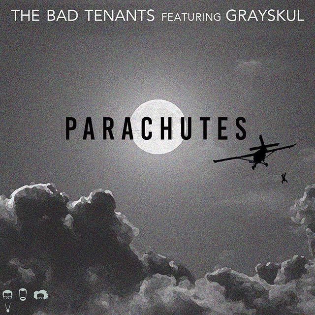 "The Bad Tenants x Grayskul ""Parachutes"" Drops Tuesday."