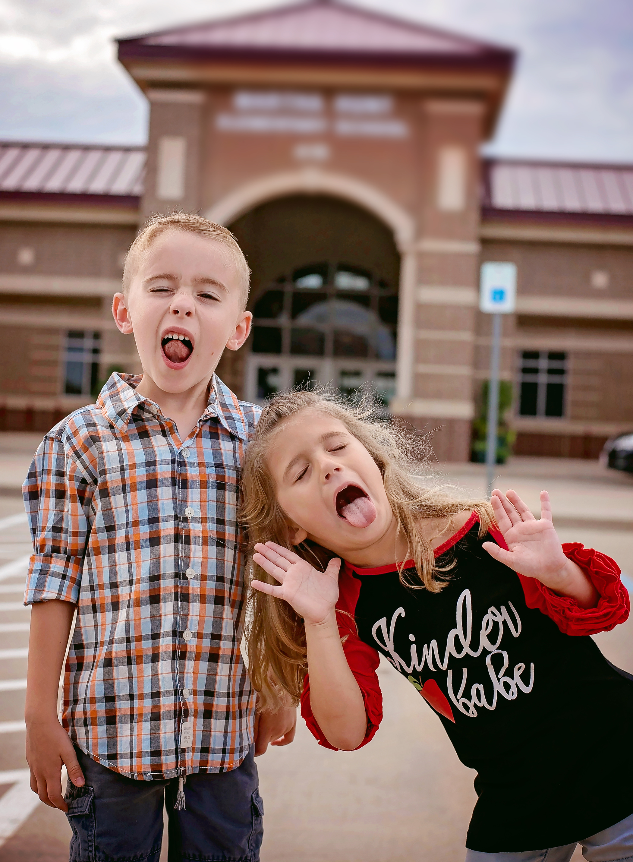 They are ready for school! Is school ready for them?!?!