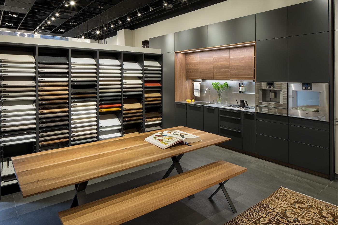 leicht seattle kitchen design showroom