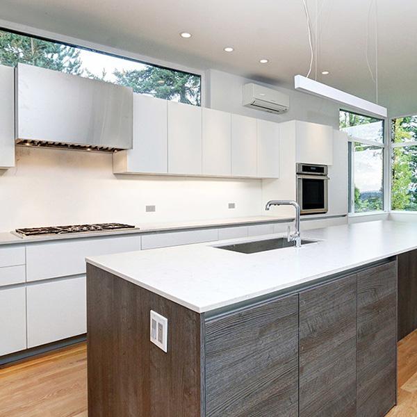 Bellevue - Sumerset Modern mid-century inspired kitchen ...
