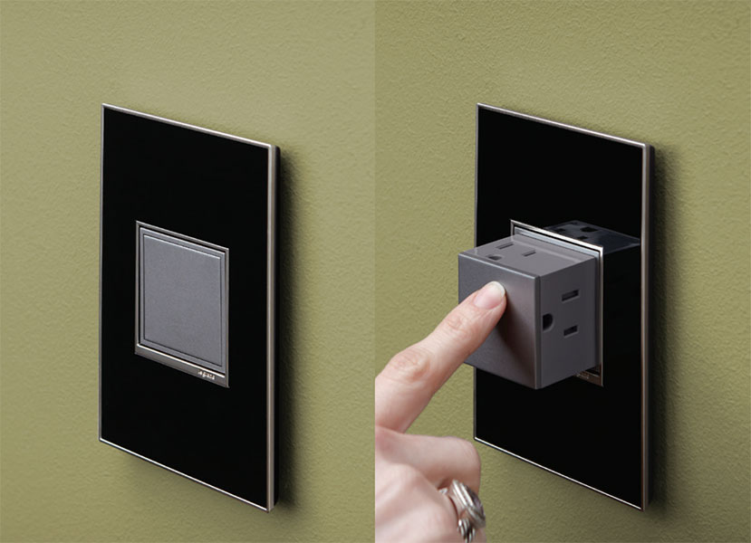 LEGRAND AN INSPIRED SWITCH