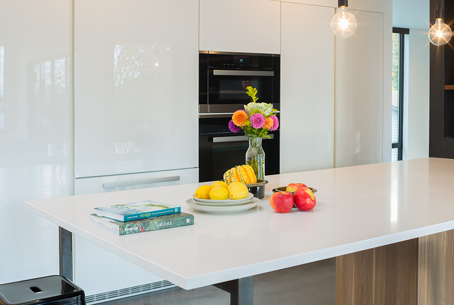 """""""During both design and installation process, Yuval is pleasant and patient to work with, and has a great eye for design and details."""" -"""