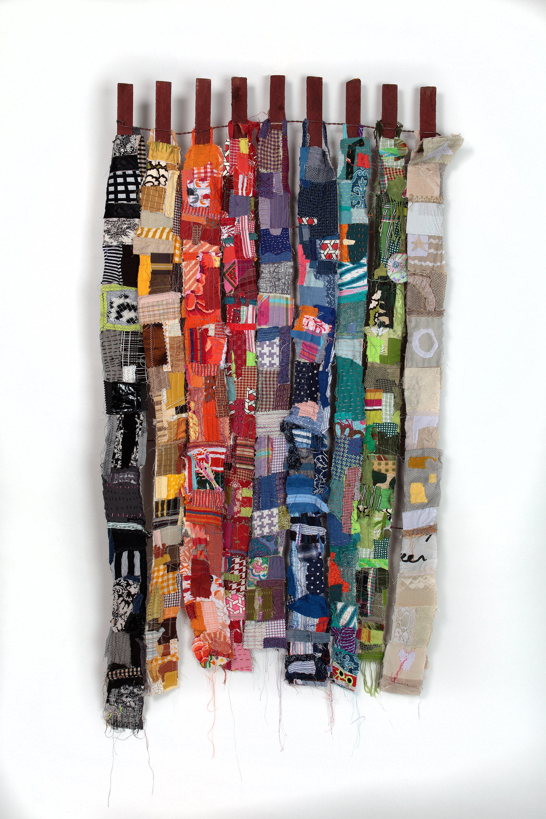 Changing Hands, Stitching Stories -