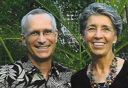 Steve and Alene Burgert