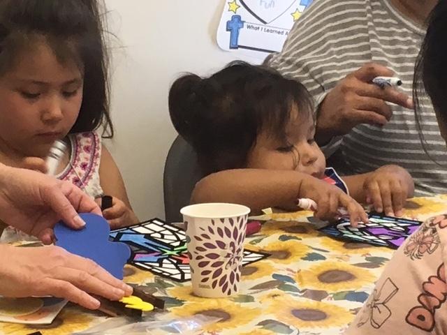 2019 Bdecan VBS craft littlegirl.JPG
