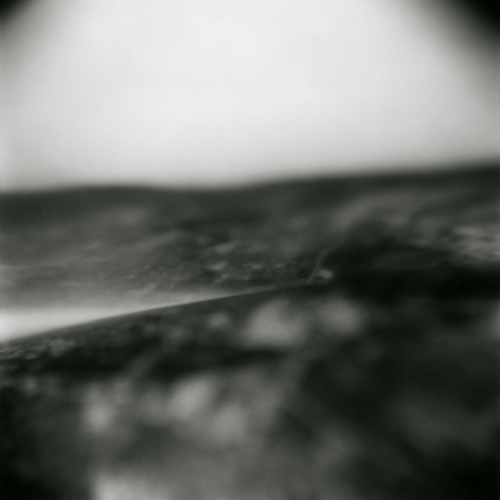 Untitled , from  Atlas  series, 2012, gelatin silver print, 10 x 10 in.