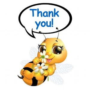 Thank you for your personal involvement and generous donations to Bee Haven Farms! Save bees, plant flowers!