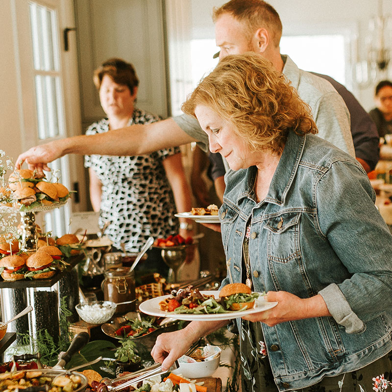 Events - Perfect for corporate events, reunions, or special occasion, Sunflower Hill Farm is the place for creating home grown memories.