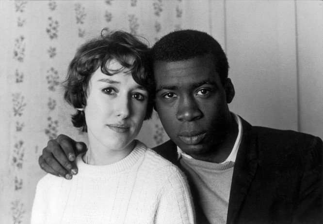 Charlie Philips, Notting Hill Couple, 1967, Silver Gelatin Print, © Charlie Philips