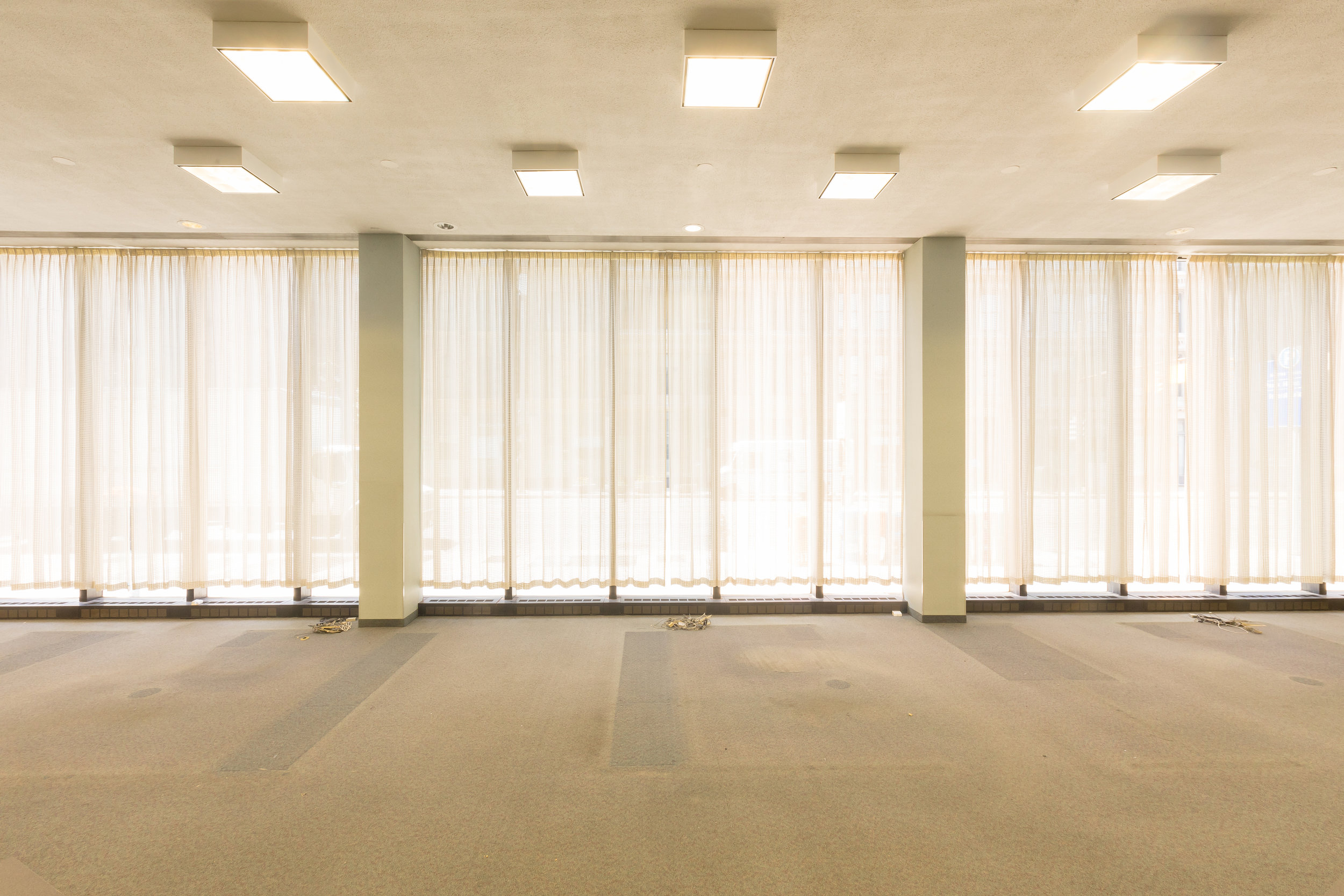 Spacious first floor office space available in Rochester, NY.