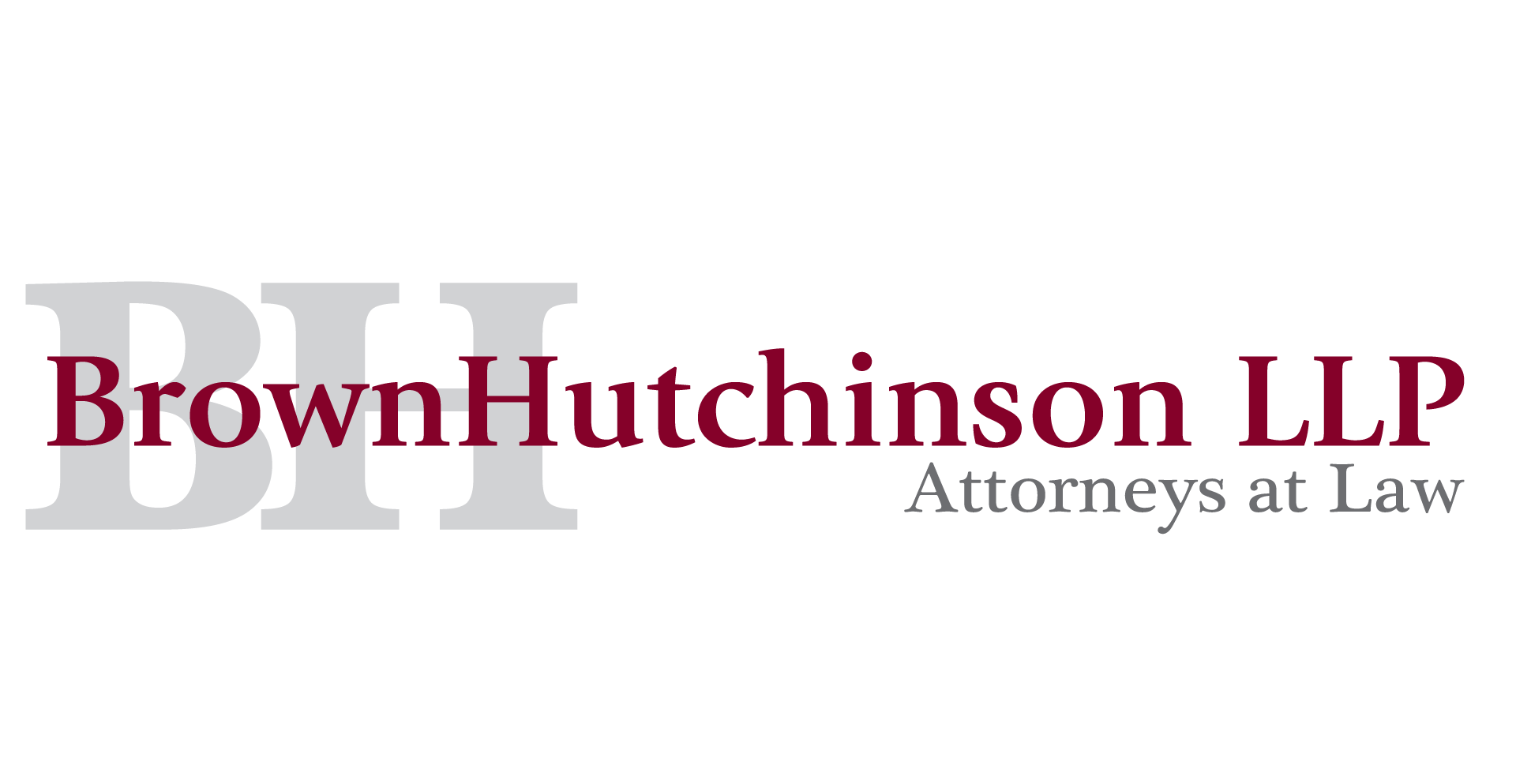 BrownHutchinson LLP is are Attorneys at Law in The CrossRoads Building.