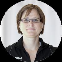 Janni Hansen   Instruktør for Seje mænd holdet.