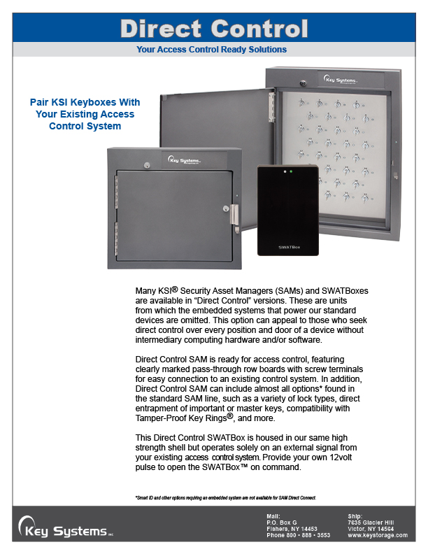 Direct Control for SAM / SWATBox PDF (IN PROGRESS)