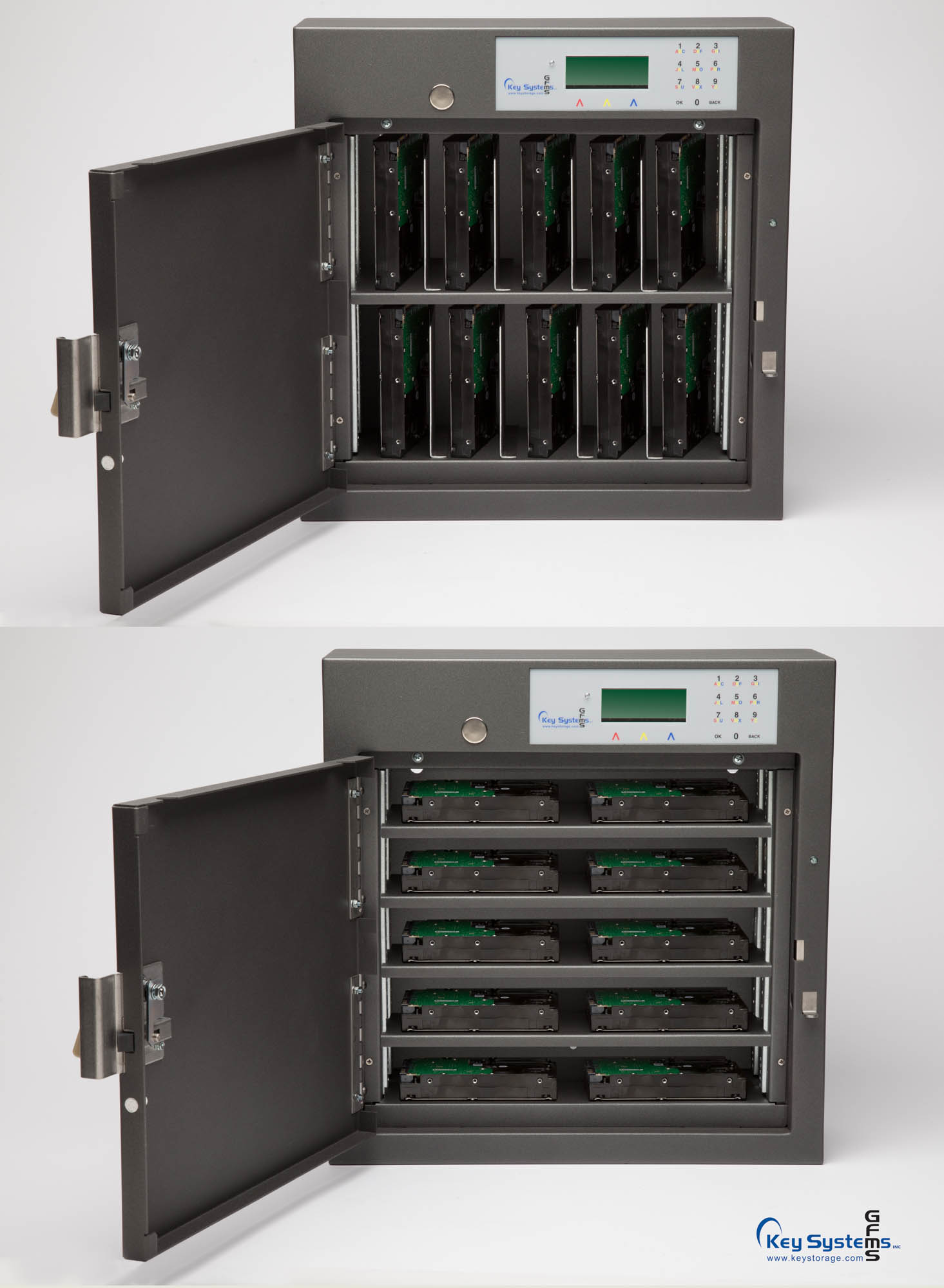 16 SAM Hard Drive Storage