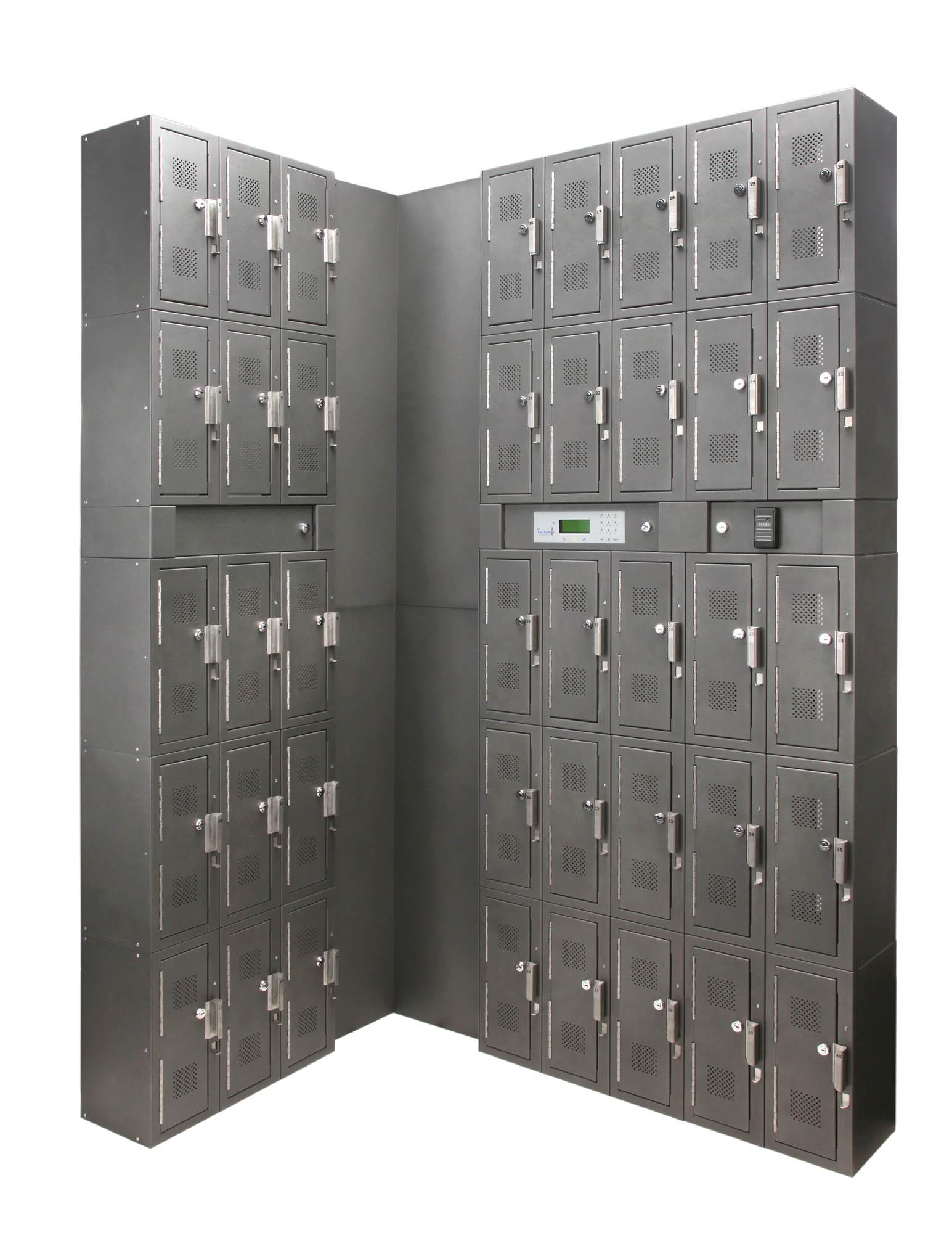 Locker Corner