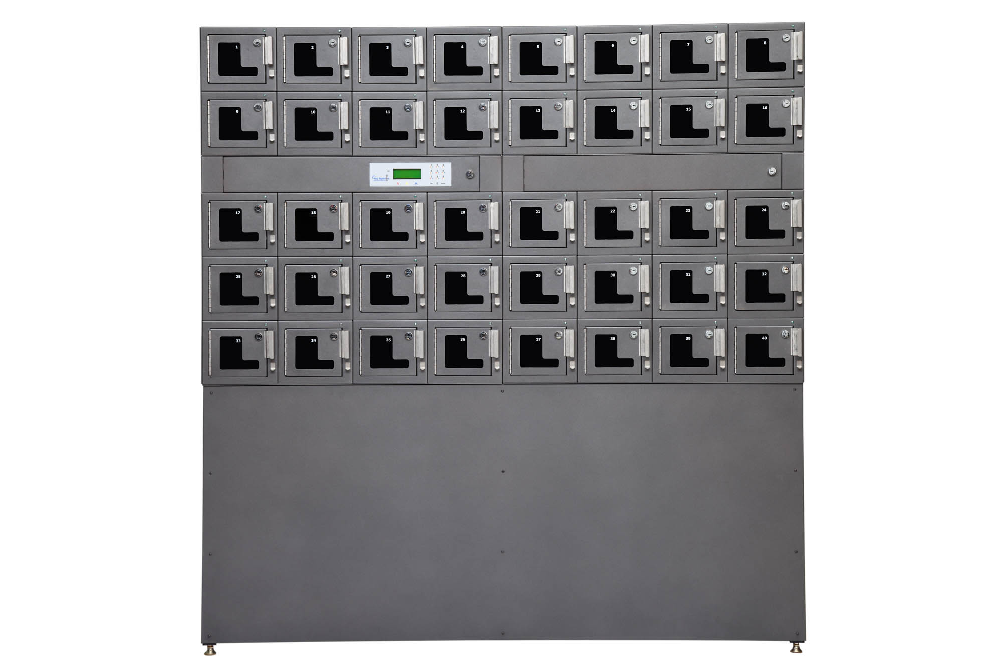 Locker Unit with Riser