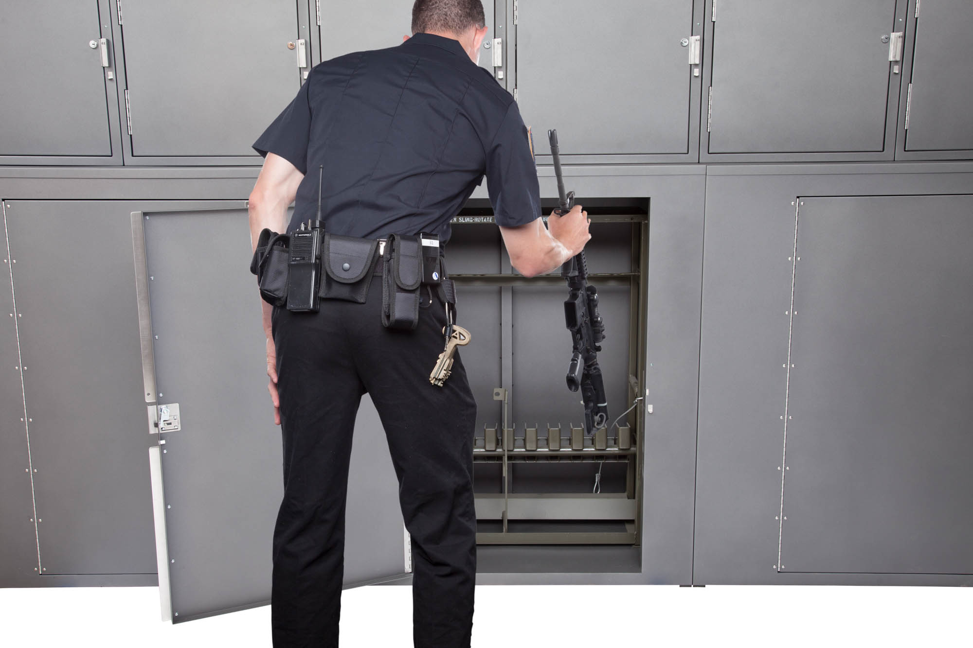 Officer Rifle Locker