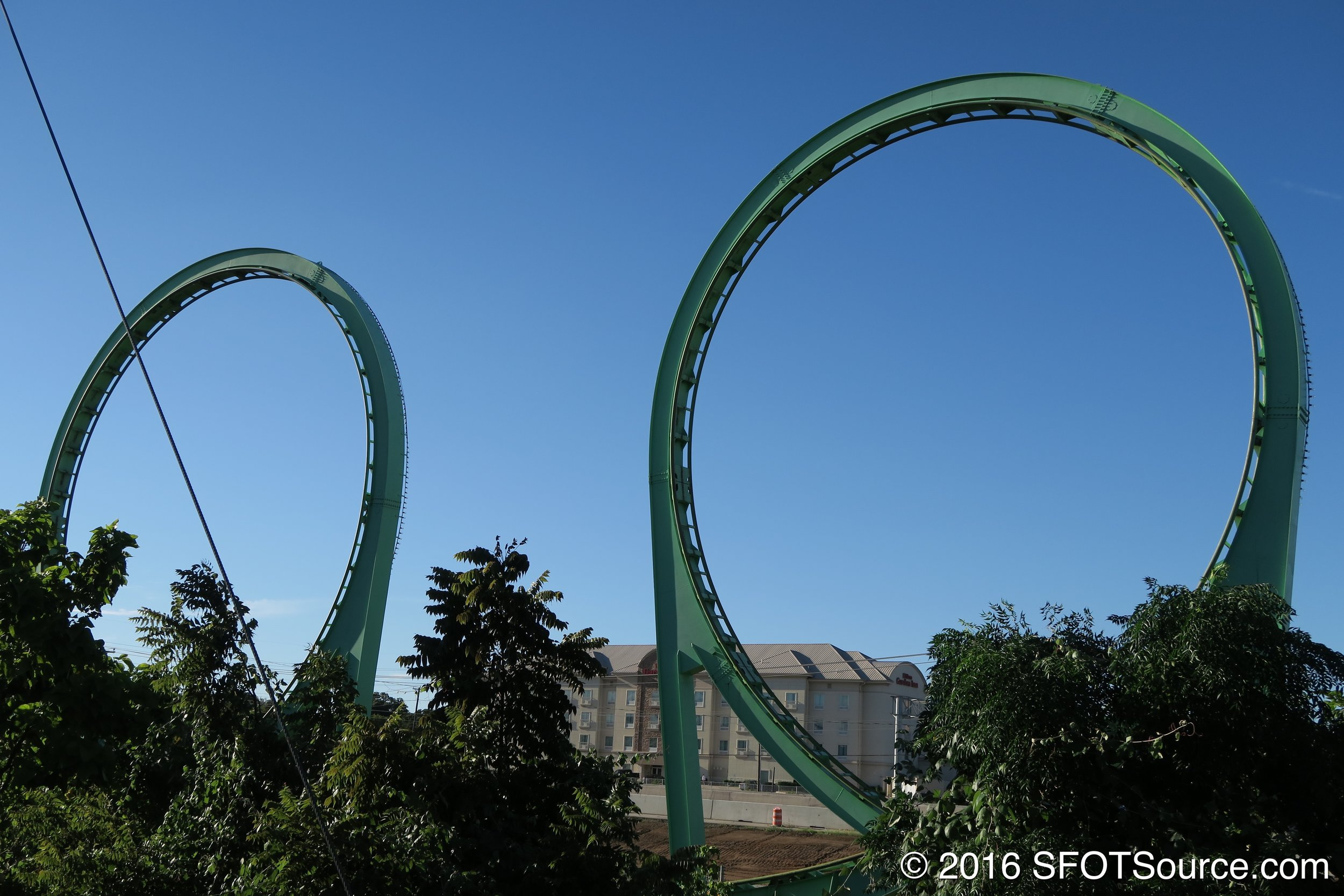 Shock Wave's loops are consecutive.