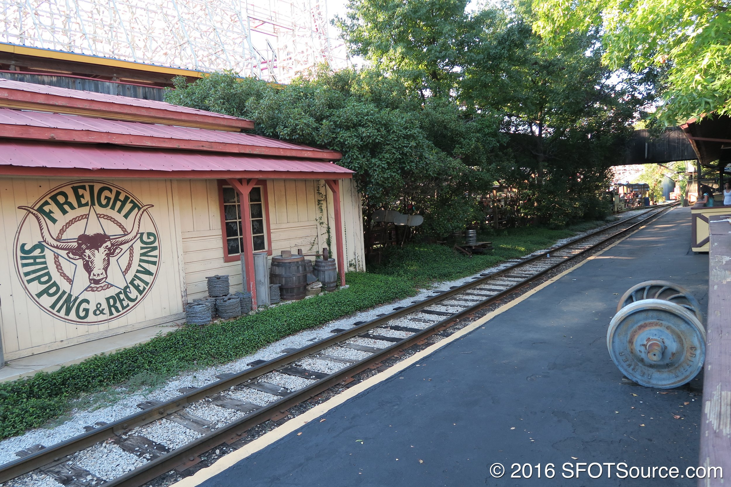 A look at more of Texas Depot.