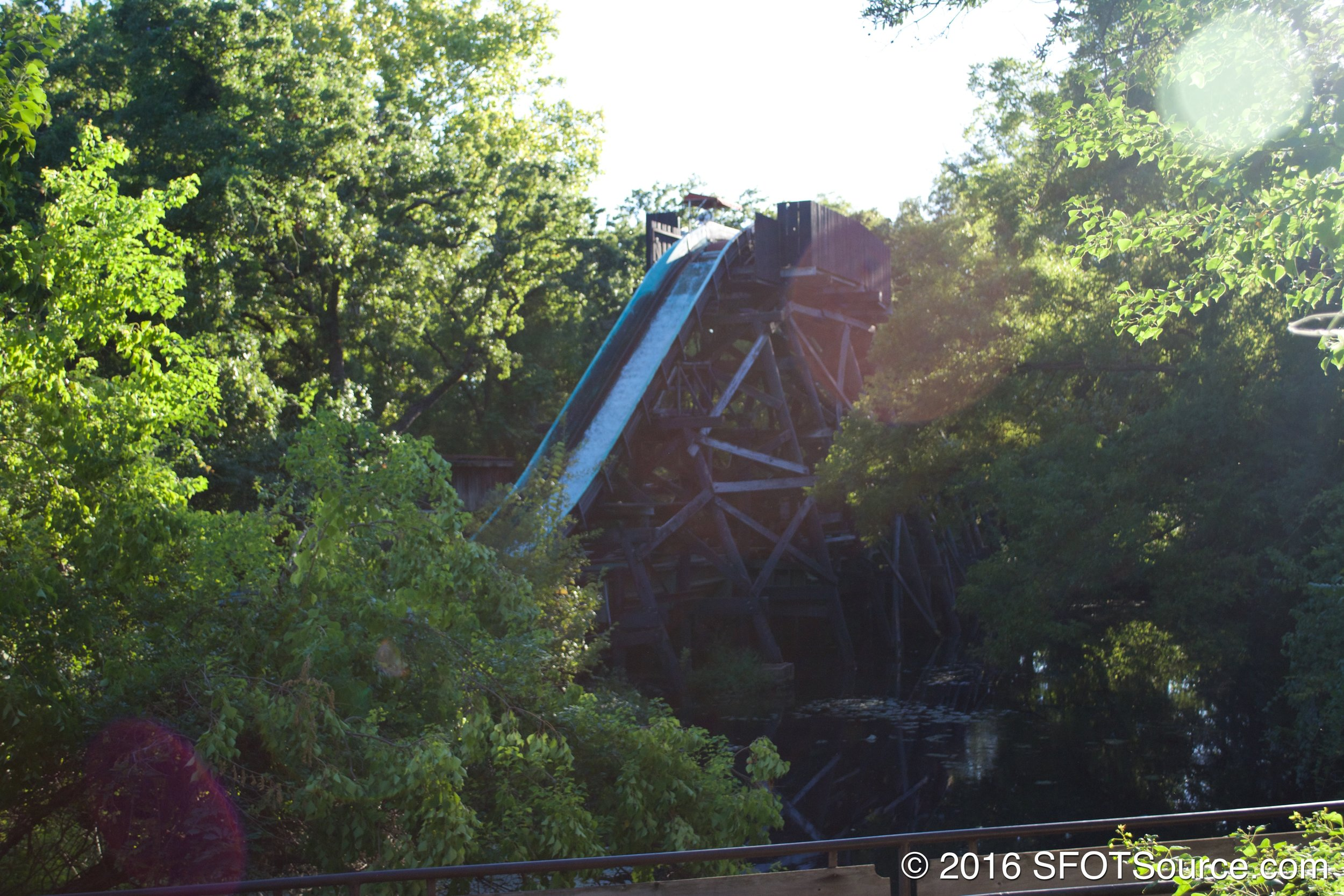 The final drop on Flume 1.