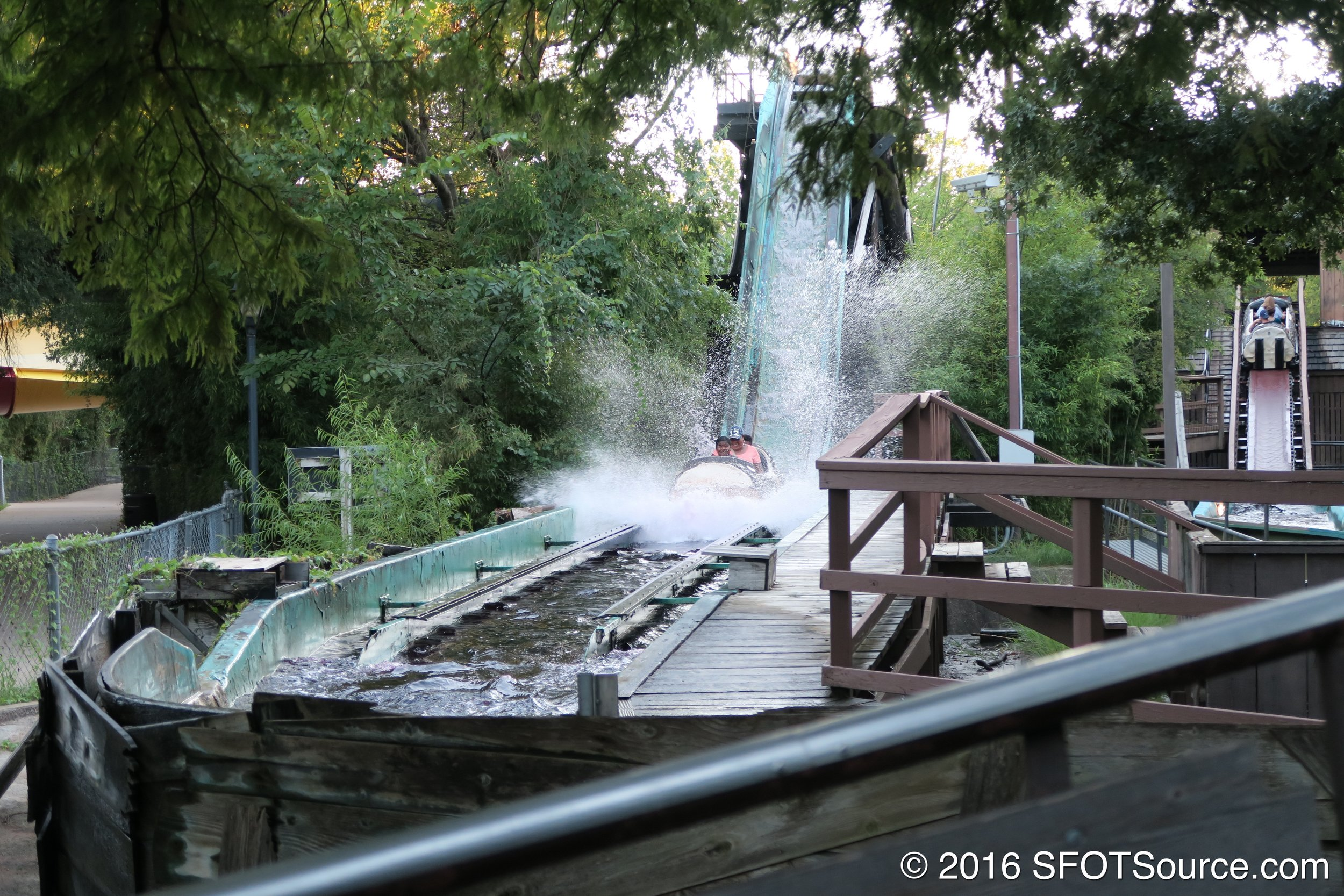 The final drop on Flume 2.