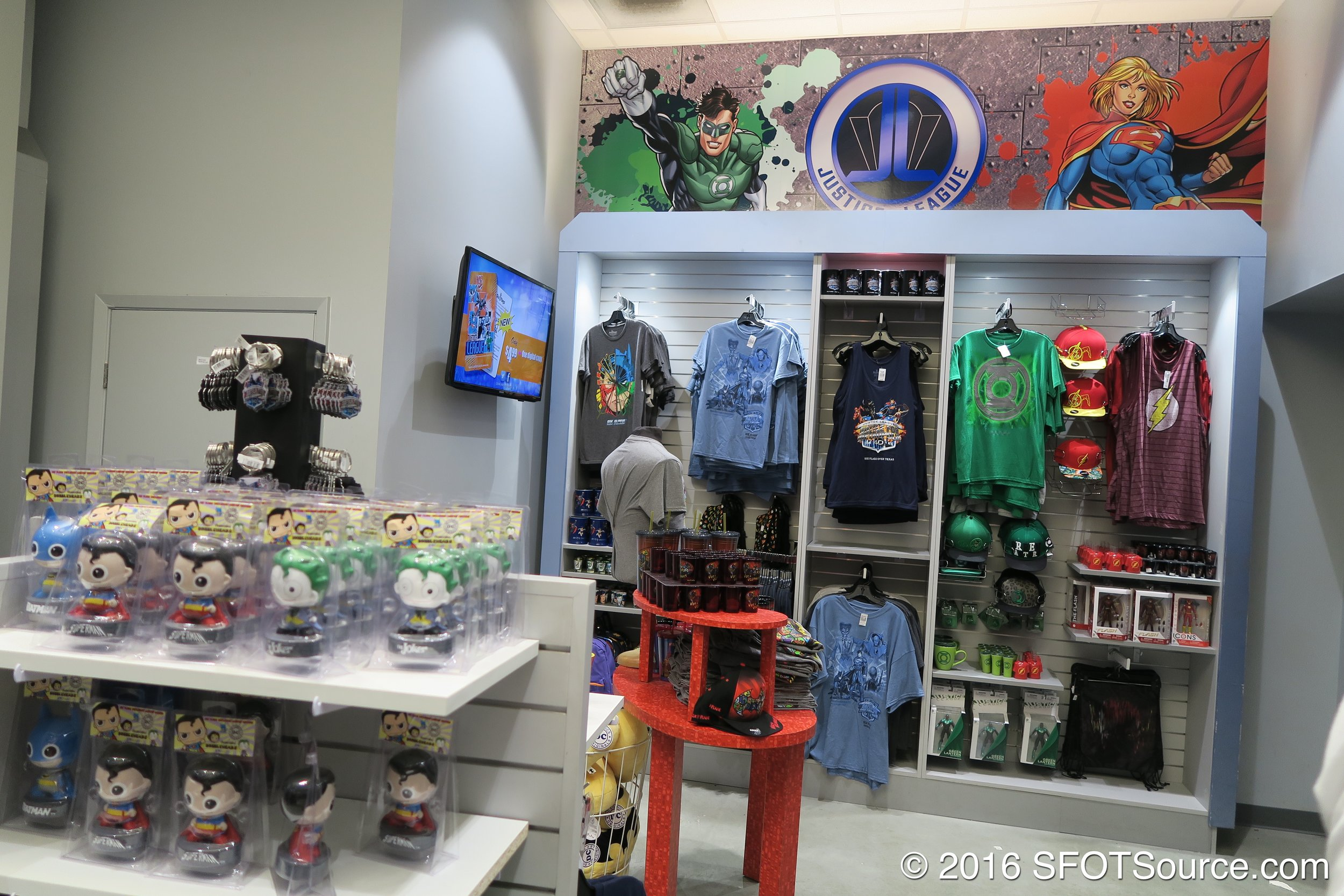 Guests can also purchase their Justice League: BFM on-ride photos here.
