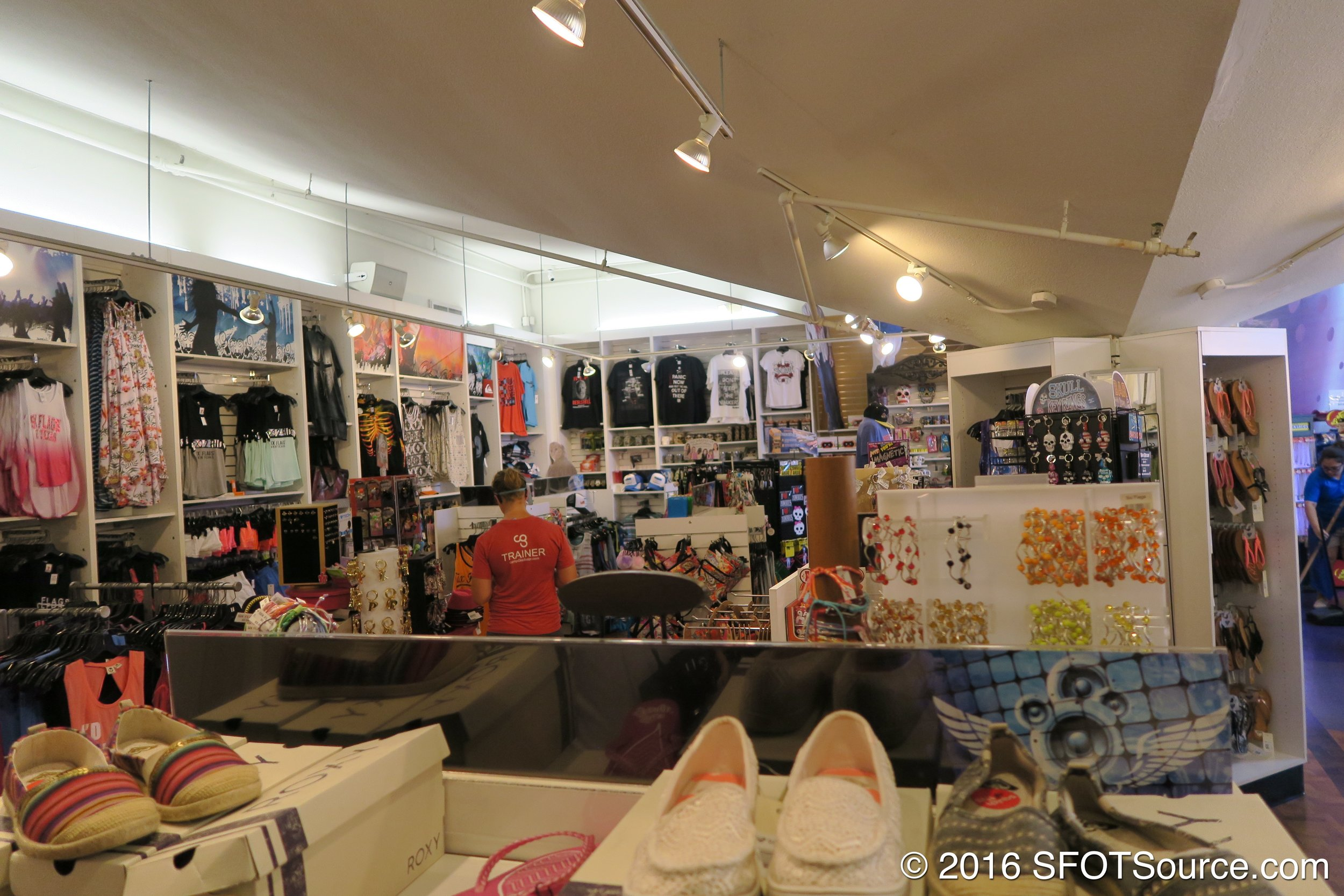 Studio 6F features apparel and other items.