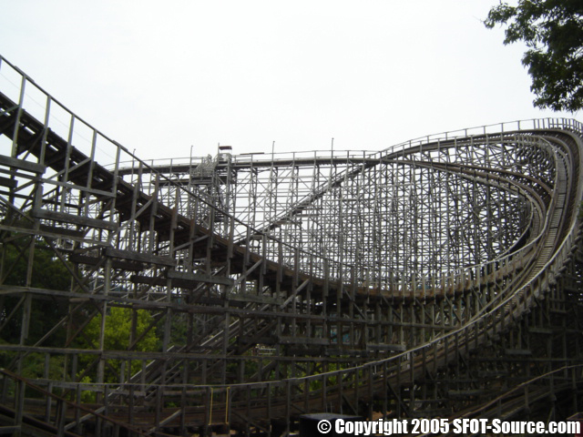 Another look at The Texas Giant.